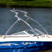 Big Air Predator - Chaparral - Polished Aluminum - Wakeboard tower (1)