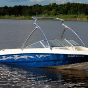Big Air Predator - Chaparral - Polished Aluminum - Wakeboard tower (3)